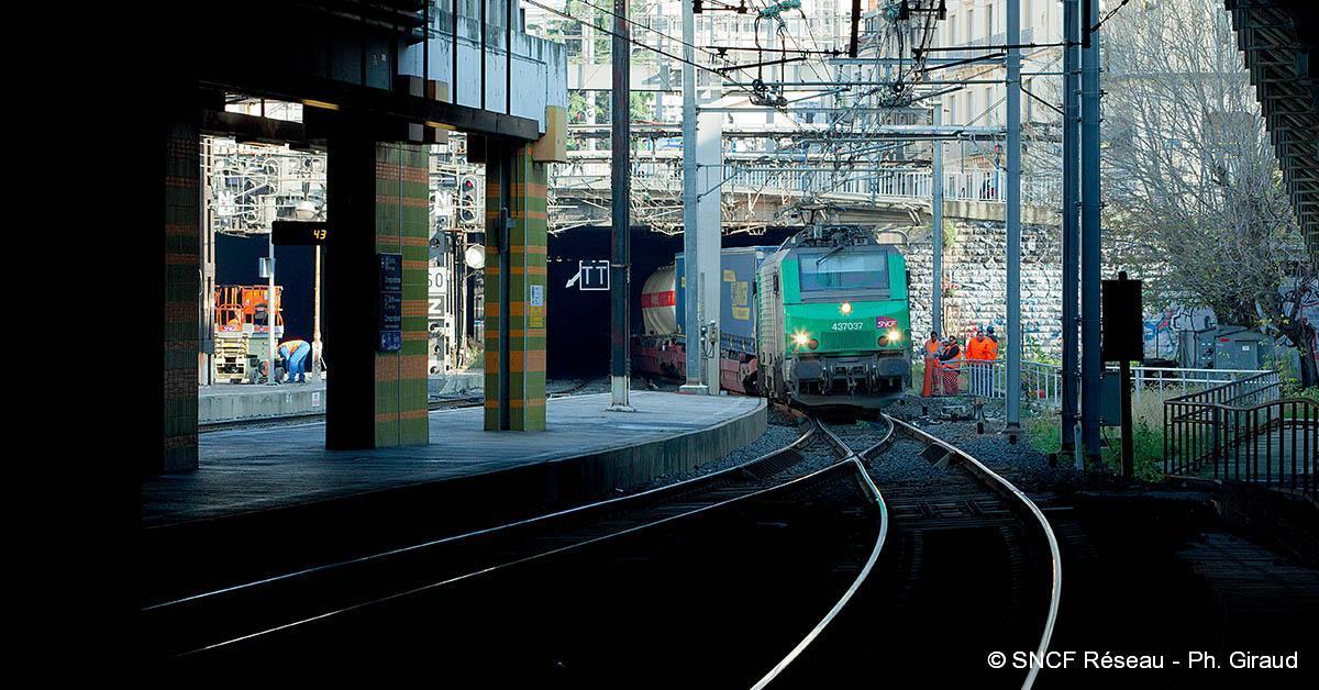 © SNCF Réseau - Ph. Giraud