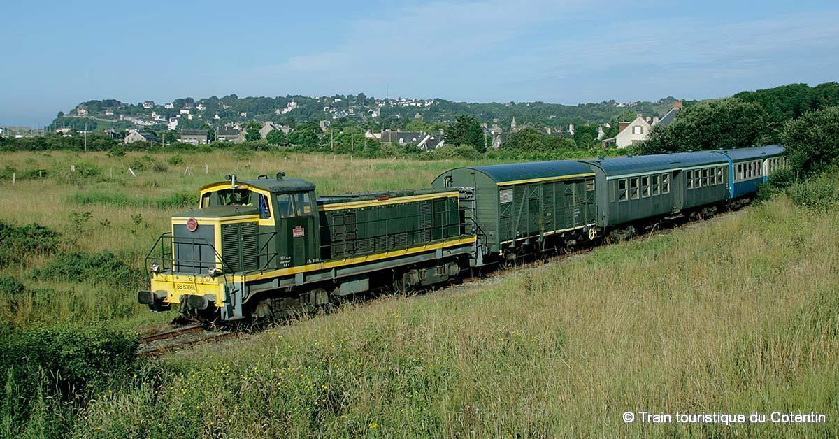 © Train touristique du Cotentin