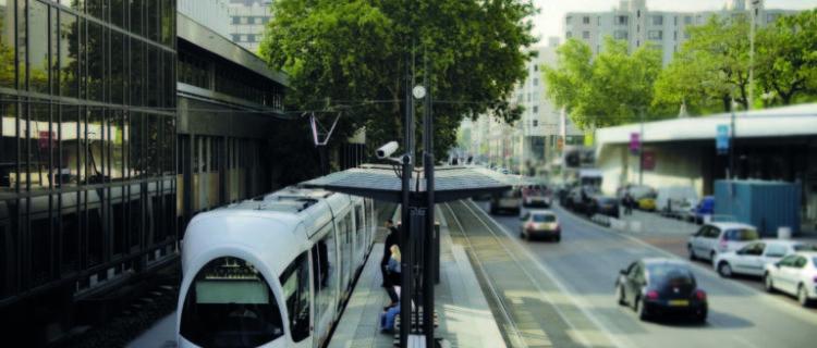 (c) ALSTOM Transport / TOMA - C.Sasso Tramway de Lyon