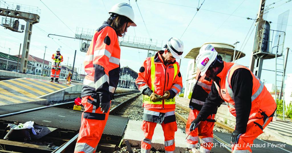 © SNCF Reseau / Arnaud Février