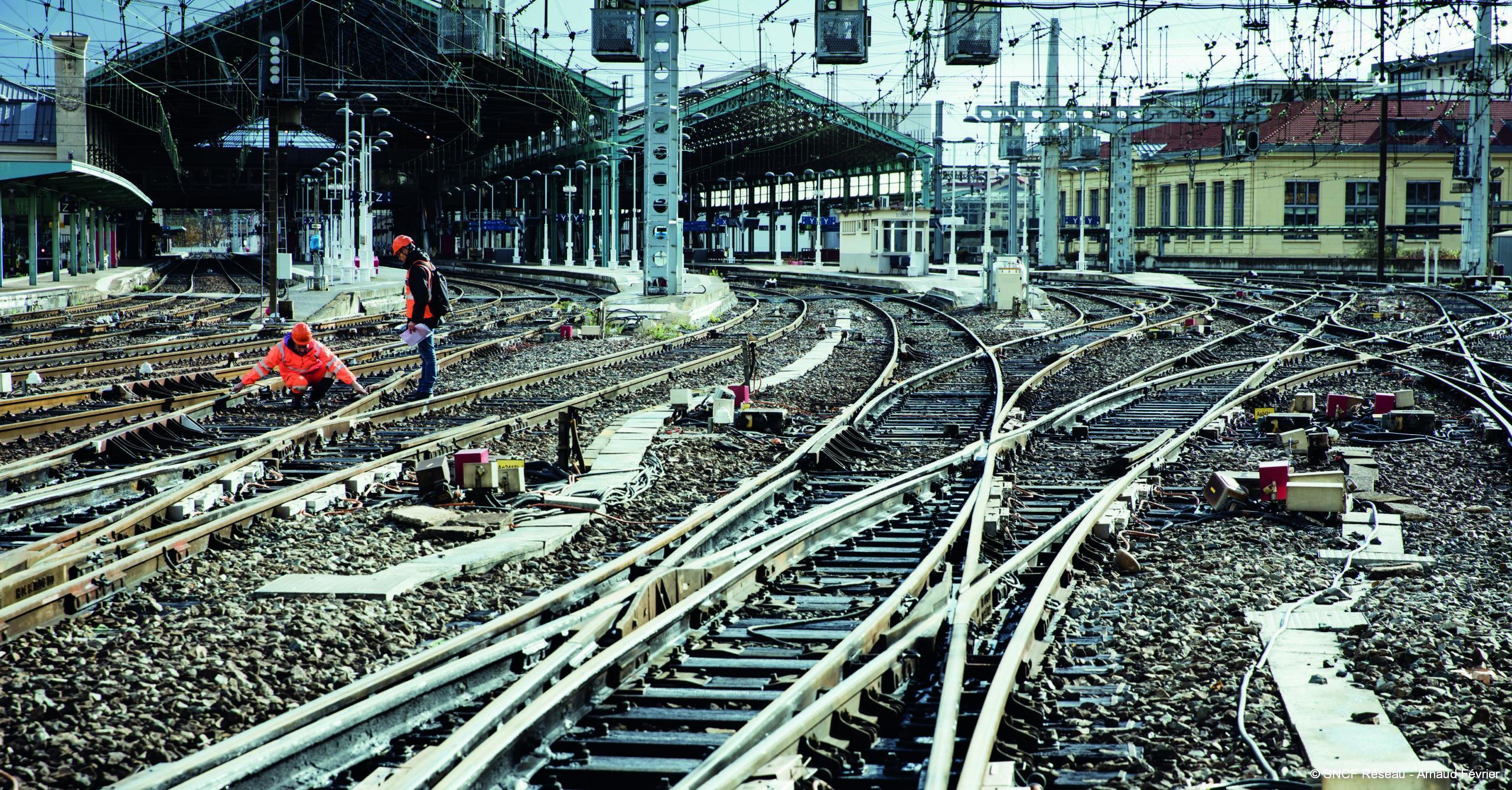 © SNCF Réseau - Arnaud Février