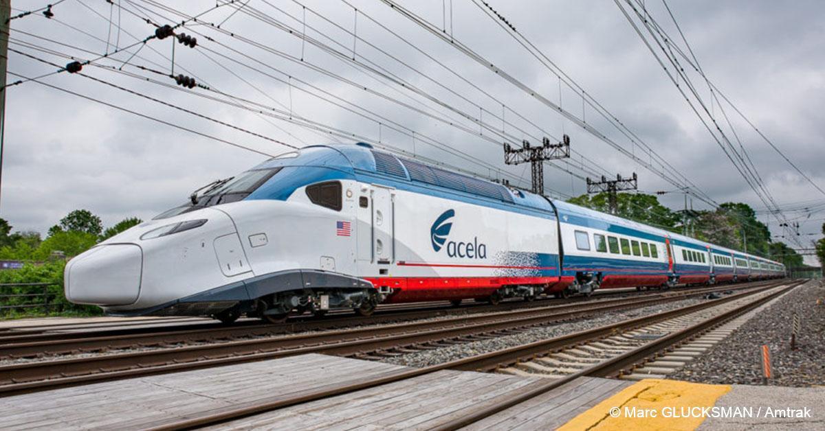 © Marc GLUCKSMAN / Amtrak