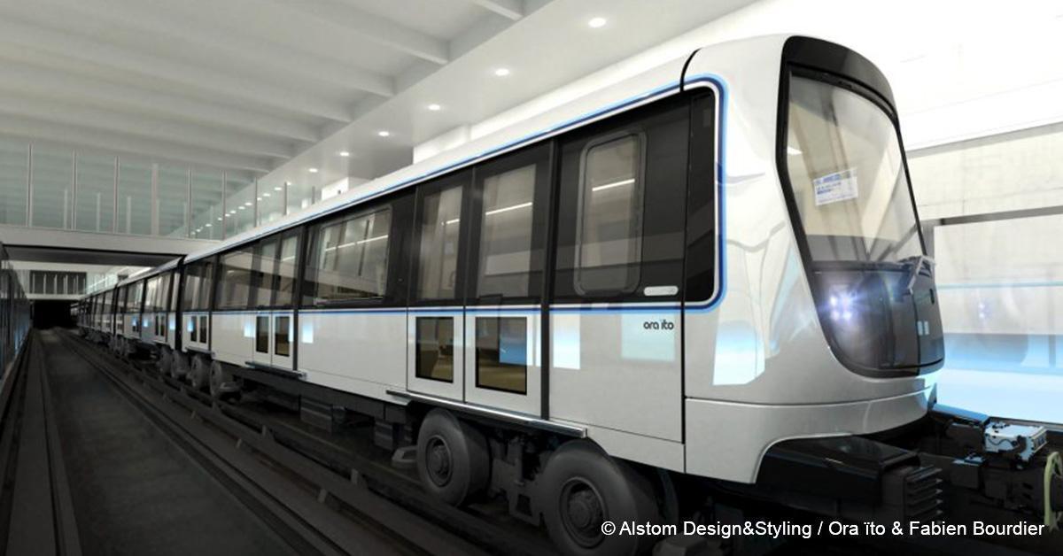 © Alstom Design&Styling / Ora ïto & Fabien Bourdier