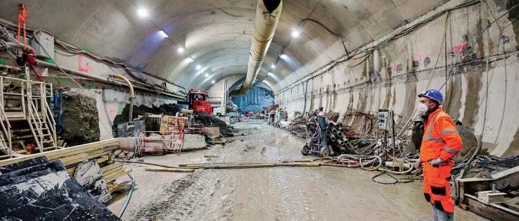 © Direction du Projet EOLE - SNCF Réseau
