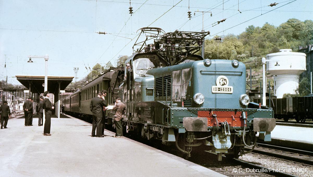 © C. Dubruille/Photorail-SNCF