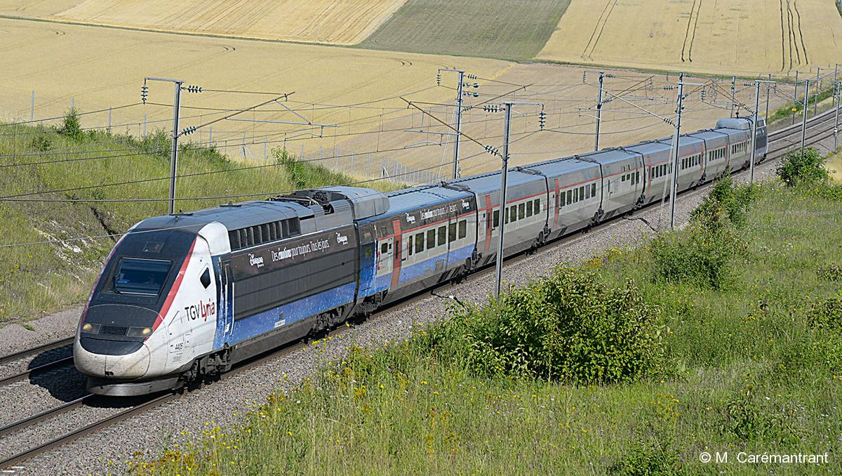 Image result for tgv train at chésy disney