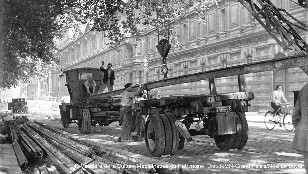 © Ministère de la Culture/Médiathèque du Patrimoine, Dist. RMN-Grand Palais/Noël Le Boyer