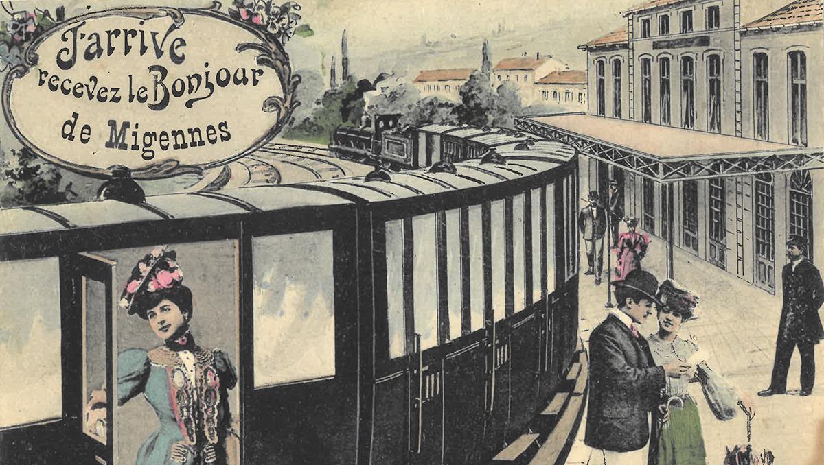 Des éditeurs de cartes, malins, imaginèrent des cartes passe-partout que seul le texte du cartouche distinguait.