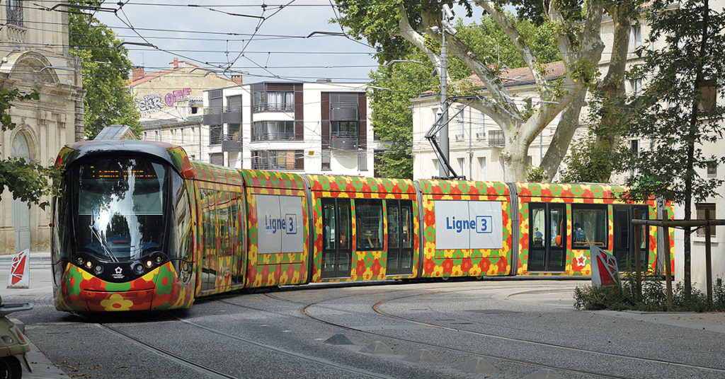 Trams de Montpellier, un parc complexe à gérer - Rail Passion
