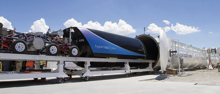 © Hyperloop One