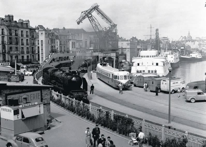 Locomotive vapeur 231 H 652 Port-Bou