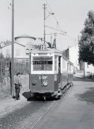 Tramway Marseille 1950