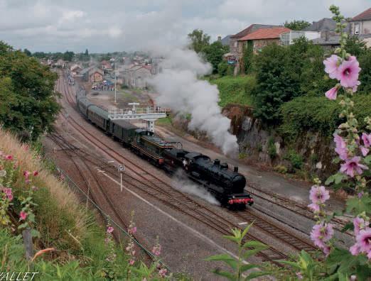 40 C 38 du Chemin de fer touristique Limousin et Périgord (CFTLP)