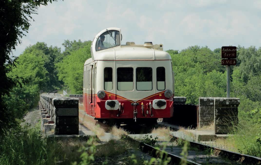 L'X 3823 du Chemin de fer de Vendée