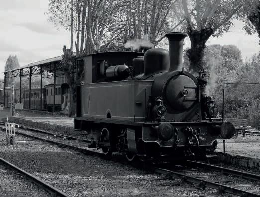 TTGM Locomotive 020T