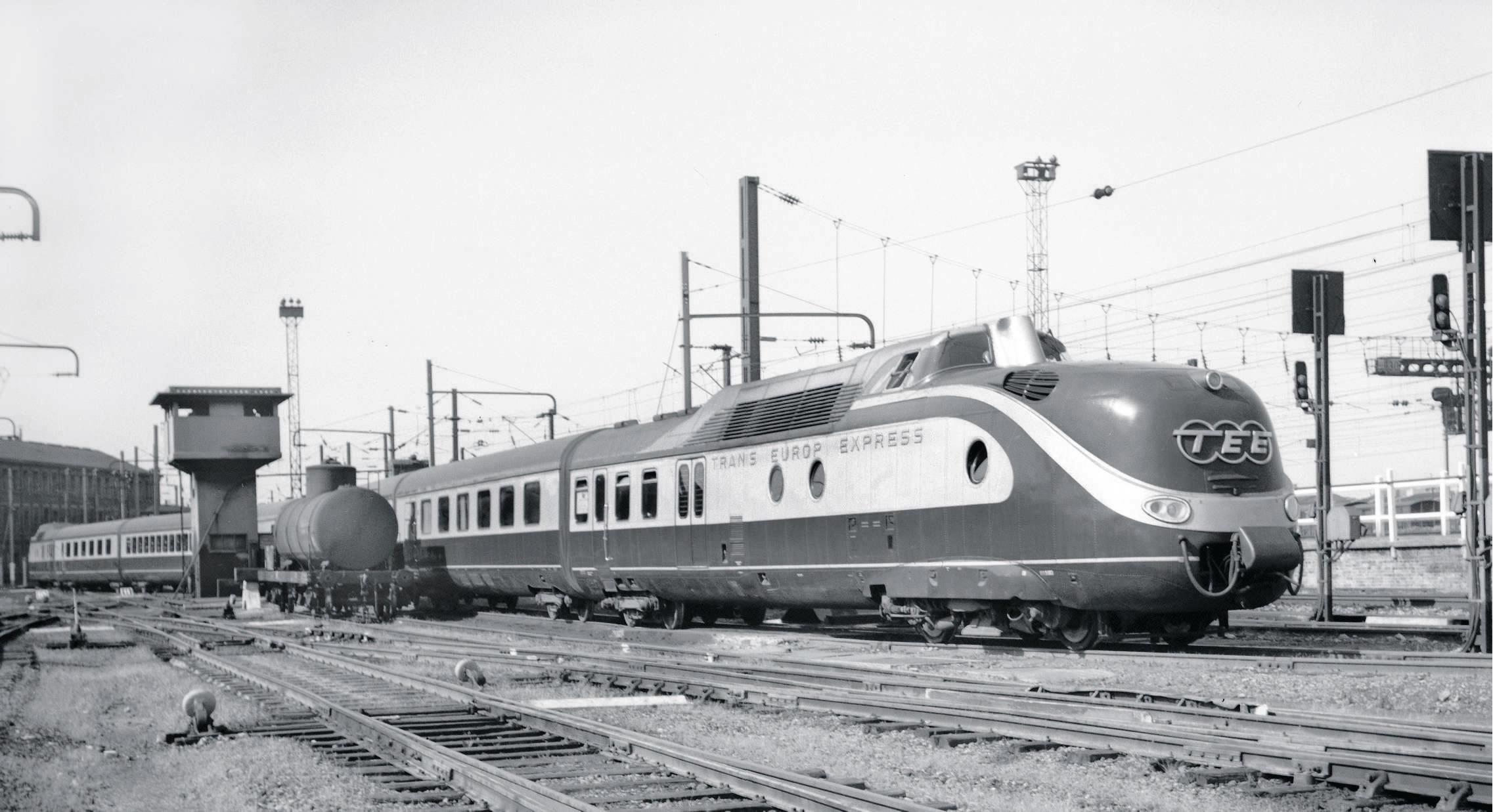 rame diesel VT 11 TEE allemande