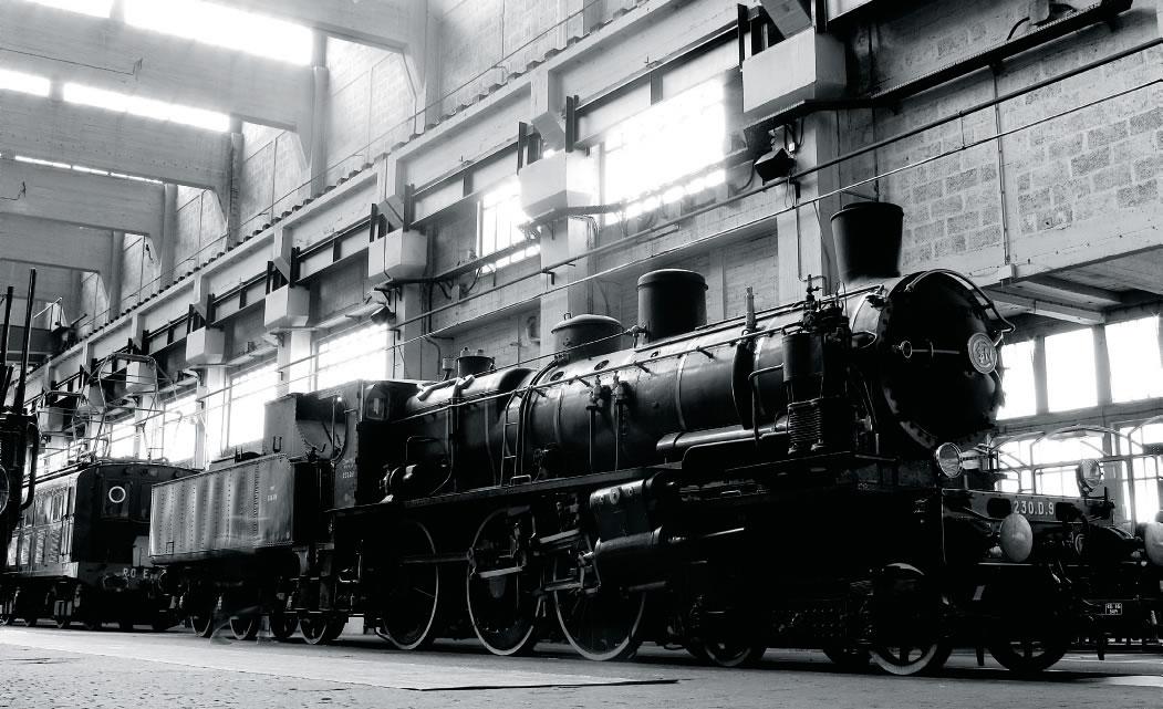230 D Grand Train La Chapelle