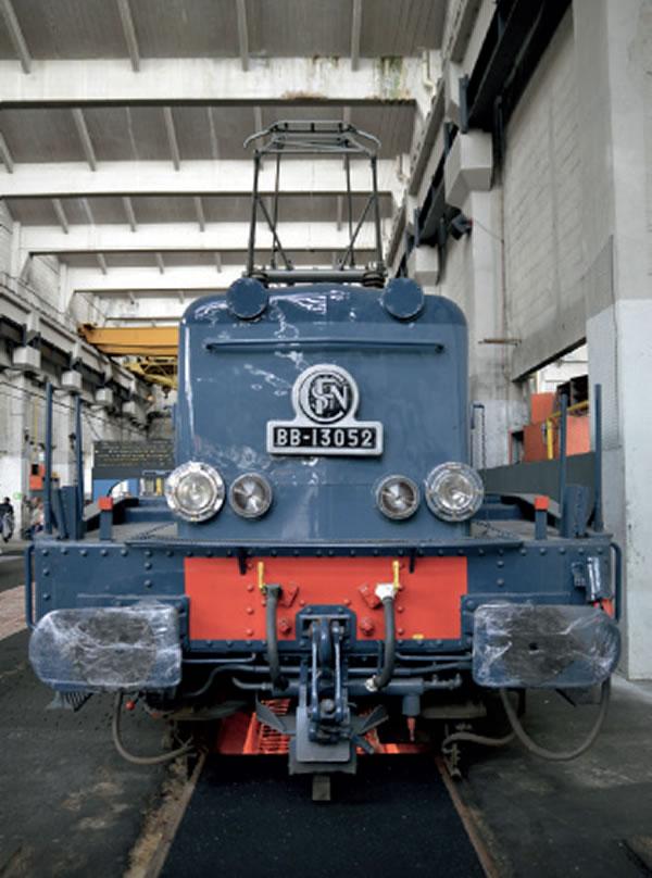 BB 13052 Grand Train La Chapelle