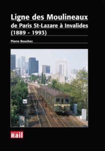 LIGNE DES MOULINEAUX DE PARIS ST-LAZARE A INVALIDES