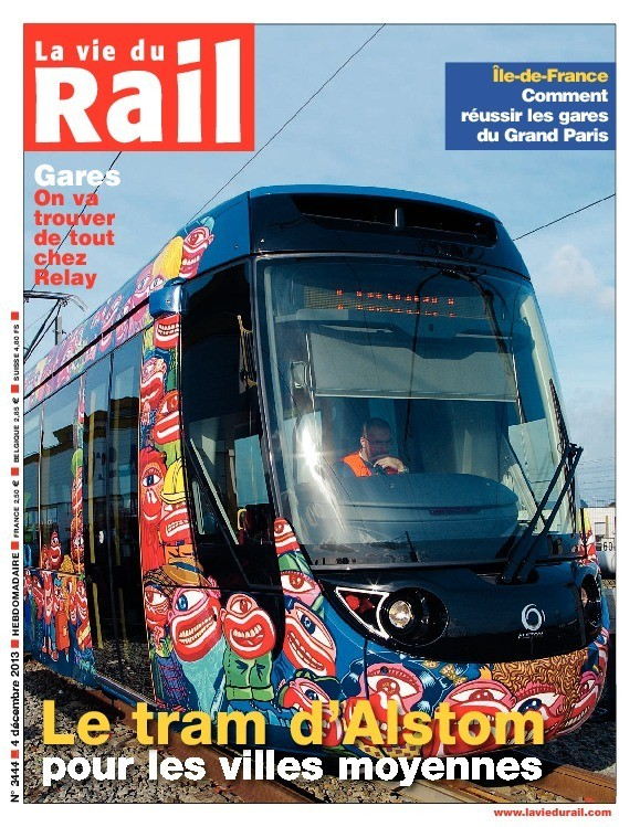bf94f80c7ac La Vie du Rail hebdo n°3444 - laviedurail