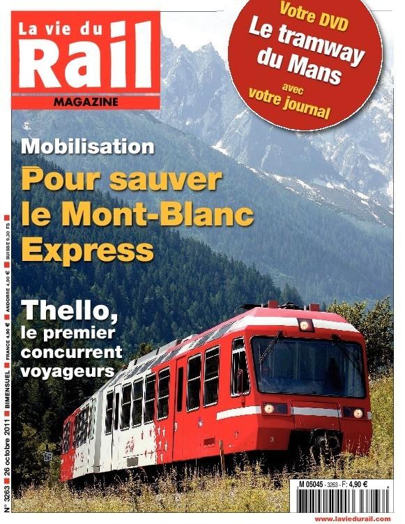 Vie Du Magazine N°3263 Rail La yfgvI7b6Y