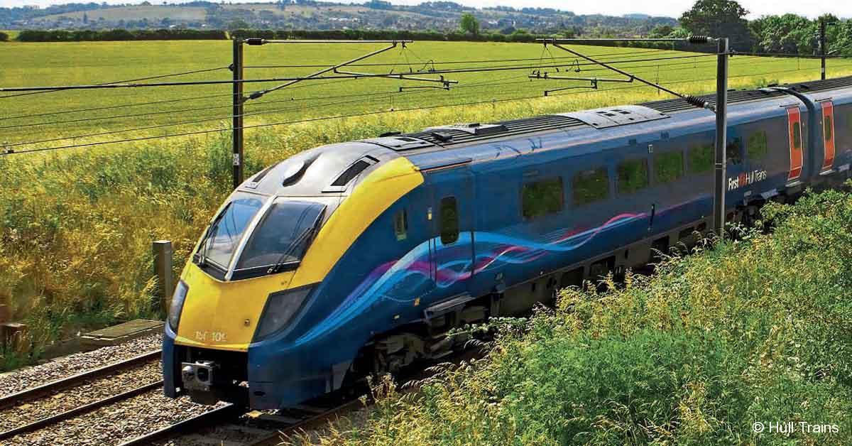 © Hull Trains