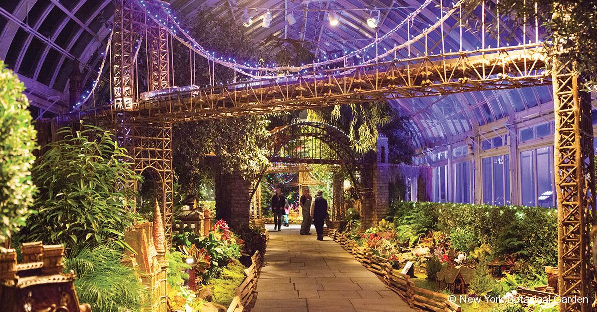 © New York Botanical Garden
