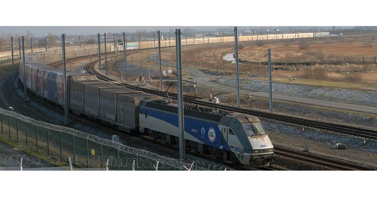 (c) Jacky Lannoy/Eurotunnel