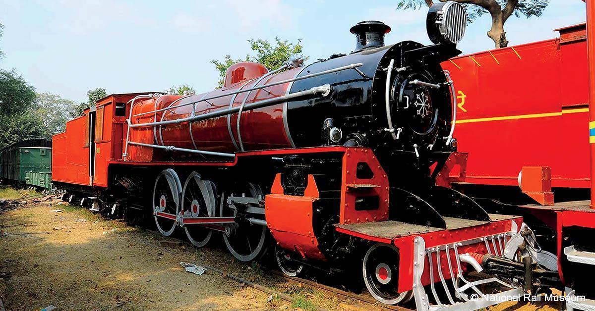 © National Rail Museum