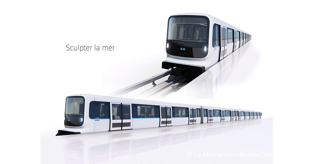 © La Métropole - Alstom Design & Styling