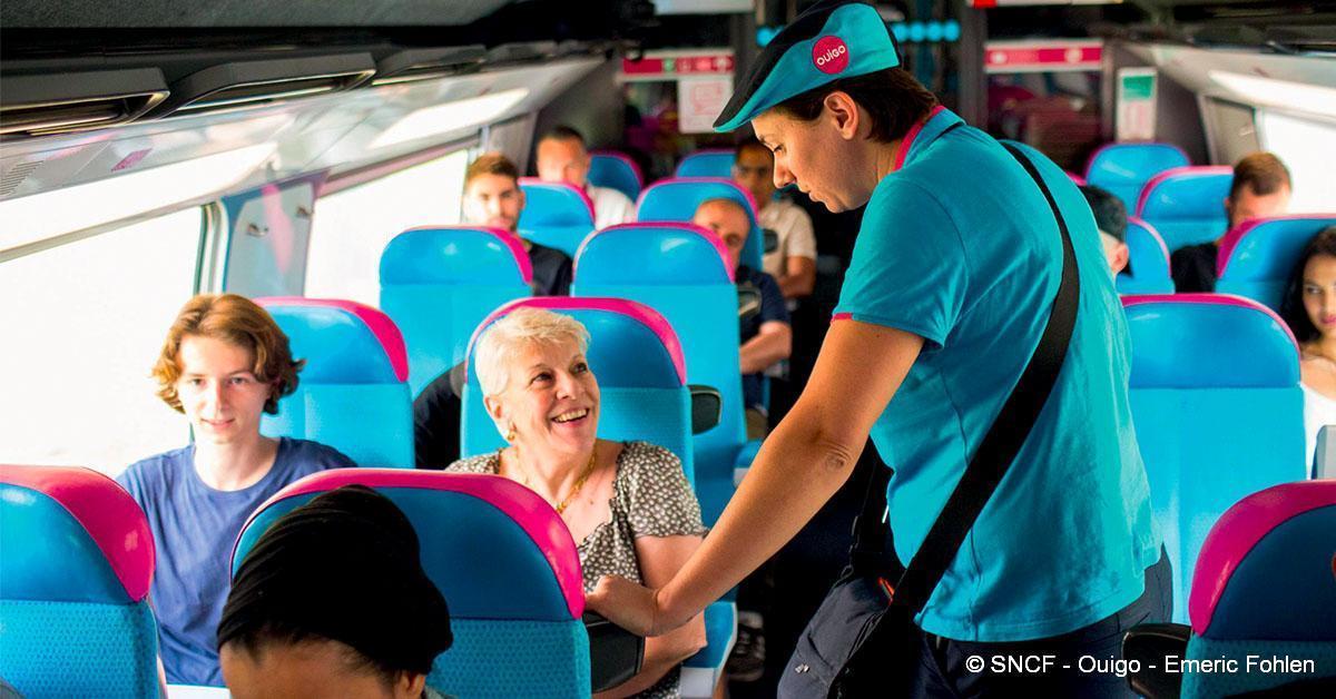 © SNCF - Ouigo - Emeric Fohlen