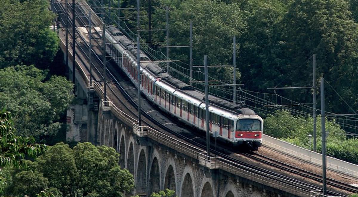 En cabine du RER A