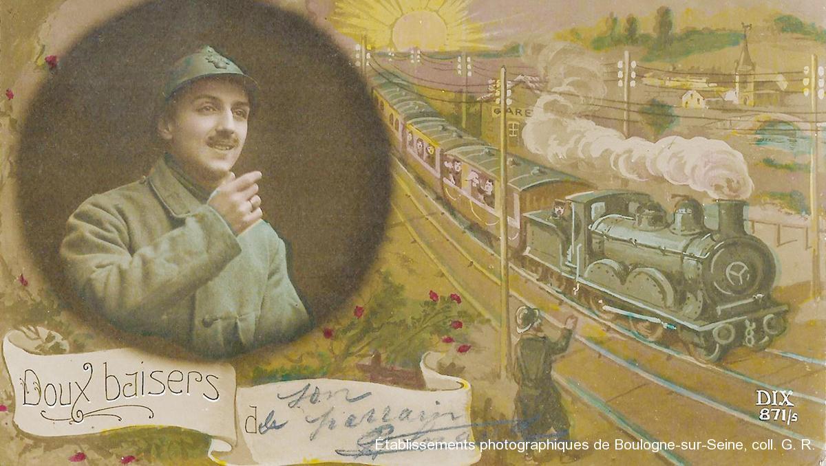 Établissements photographiques de Boulogne-sur-Seine, coll. G. R.