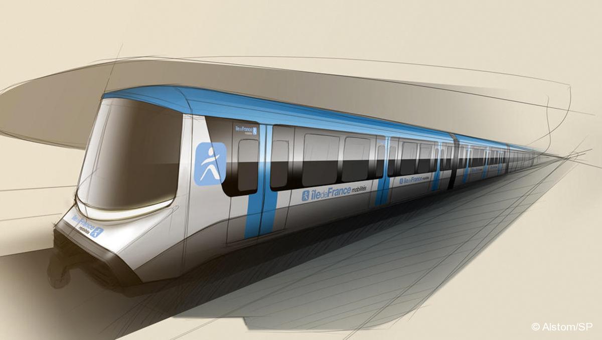 """Résultat de recherche d'images pour """"ligne automatisée métro paris"""""""